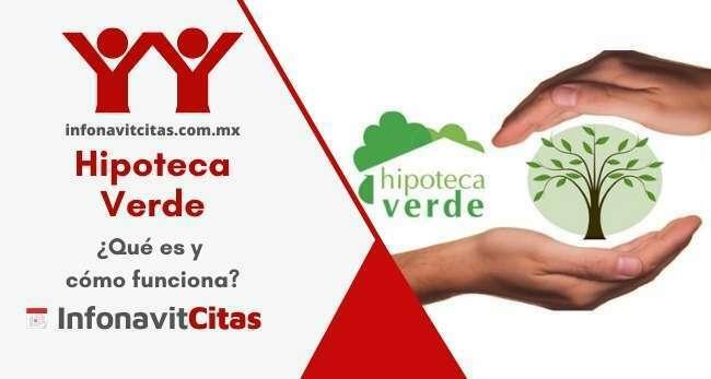 infonavit hipoteca verde productos